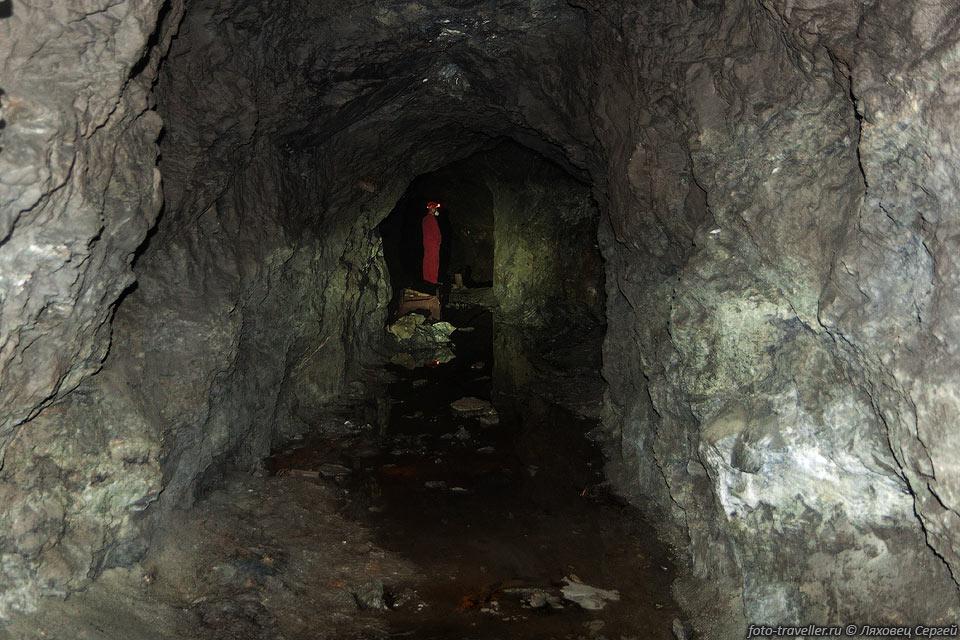 Эльбрусский рудник