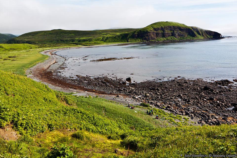 остров парамушир фото размещены